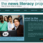 Online Talk with the News Literacy Project and Chicago Middle School