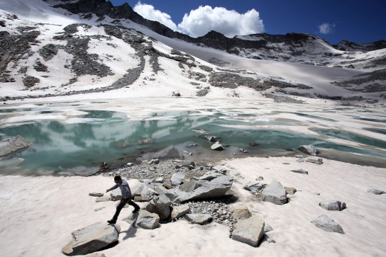 China's Disappearing Glaciers – Pulitzer Center