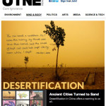 Ancient Cities Turned to Sand in China – UTNE Reader
