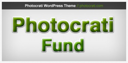 Photocrati Fund 2013 Winners and Finalists Announced