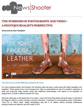 The Symbiosis of Photography and Video – A Photojournalist's Perspective – NEWS SHOOTER