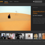 Desertification in China on LensCulture