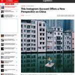 Eyes On China Project – New Instagram Feed Featured on TIME Lightbox
