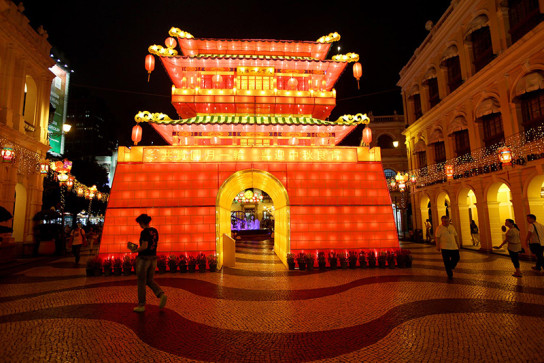 7 Images of Macau – China