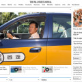 Wall Street Journal - China Taxi Wars