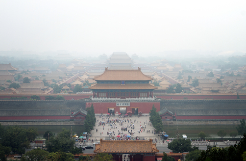 10 Images of Air Pollution in China