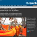 The Guardian - World's Most Stunning Environment Photos