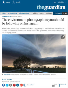 The environment photographers you should be following on Instagram – The Guardian