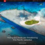 CNN Feature – Climate Change & Rising Seas in Tuvalu