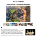 Interview on L'Oeil de la Photographie – Cambodia Burning