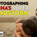 Photographing China's Super Sandstorm
